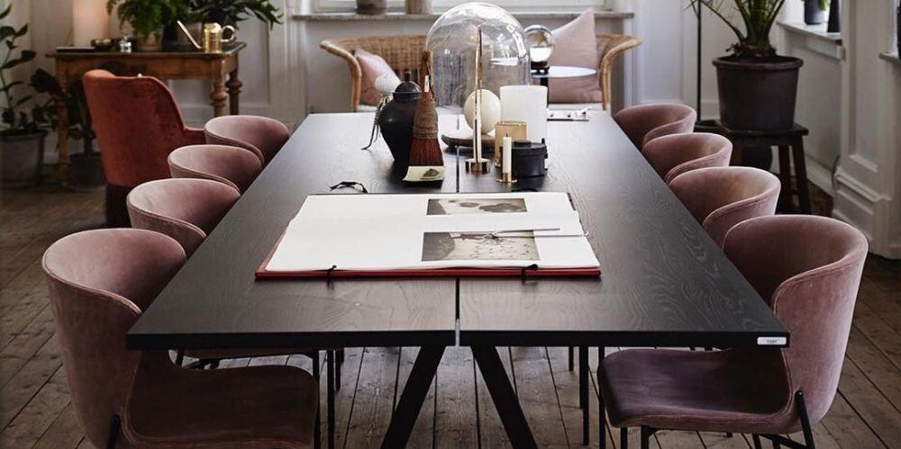 Eetkamer Met Vierkante Tafel.Meubels En Decoratie Kiezen Voor Je Eetkamer Artikel Dobbit
