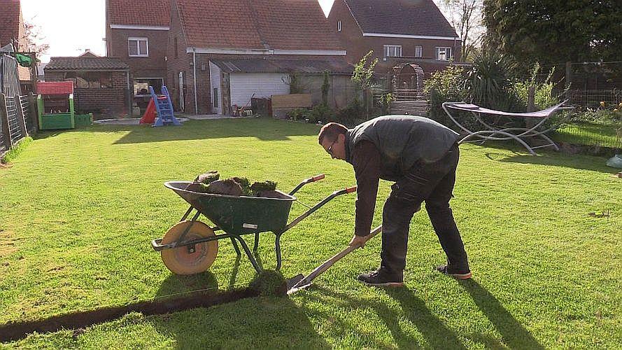 Zelf Tuin Aanleggen : Tuin zelf aanleggen artikel dobbit