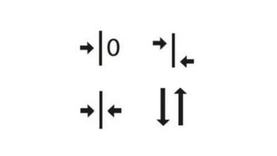 Symboles Sur Le Papier Peint Dobbit